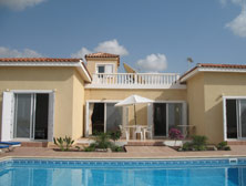 holiday accommodation in paphos