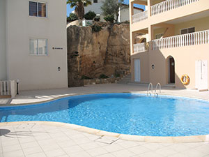 Paphos apartment for rent