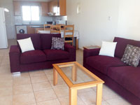 kato paphos apartment for rent