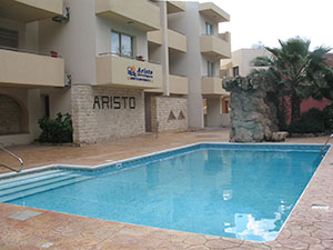 Universal, Paphos apartment for rent